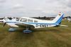 D-ENSY Piper PA-28-181 Archer II c/n 28-7790450 Schaffen-Diest/EBDT 16-08-14