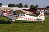 D-ECQA Piper L-18C-95 Super Cub c/n 18-3182 Schaffen-Diest/EBDT 11-08-12