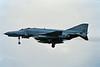 "38+06 McDonnell Douglas F-4F Phantom ""German Air Force"" c/n 4622 Florennes/EBFS 05-12-96 (35mm slide)"