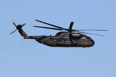 "84+59 Sikorsky CH-53G Stallion ""German Air Force"" c/n V65-057 Berlin-Tegel/EDDT/TXL 22-08-18"