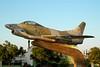 32+83 Fiat G-91 R/3 c/n 553 Portimao-Jardim Gil Eanes/Algarve/Portugal 23-10-10
