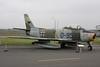 "D-9539 Canadair CL-13B Sabre Mk.6 ""German Air Force"" c/n 1603 Berlin-Gatow/EDBG/GWW 21-10-09"