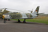 "D-9542 Canadair CL-13B Sabre ""German Air Force"" c/n 1740 Berlin-Gatow/EDBG/GWW 21-10-09"