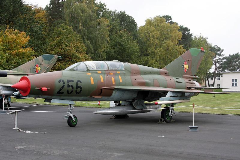 """23+77 (256) Mikoyan-Gurevich MiG-21 """"East German Air Force"""" c/n 02695156 Berlin-Gatow/EDBG/GWW 21-10-09"""