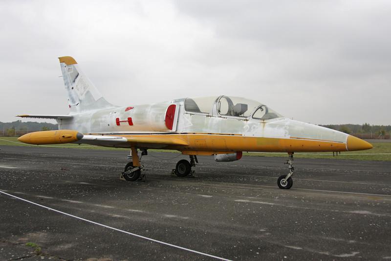 """28+48 Aero Vodochody L-39V Albatros """"German Air Force"""" c/n 630705 Berlin-Gatow/EDBG/GWW 21-10-09"""