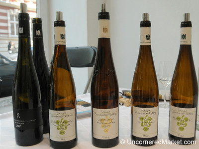 Tasting a Variety of German White and Red Wines - VDP's 100th Anniversary Event in Berlin
