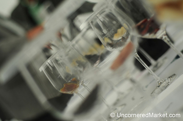 Abstract Wine Tasting - Berlin, Germany