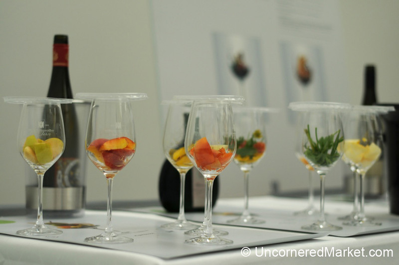 Learning About Bouquet in German Wines - VDP's 100th Anniversary Event in Berlin, Germany
