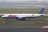 "D-ASTD Airbus A321-211 ""Germania"" c/n 5843 Dusseldorf/EDDL/DUS 05-03-14 ""alltours"""