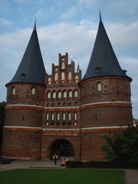 Lubeck's Holstentor