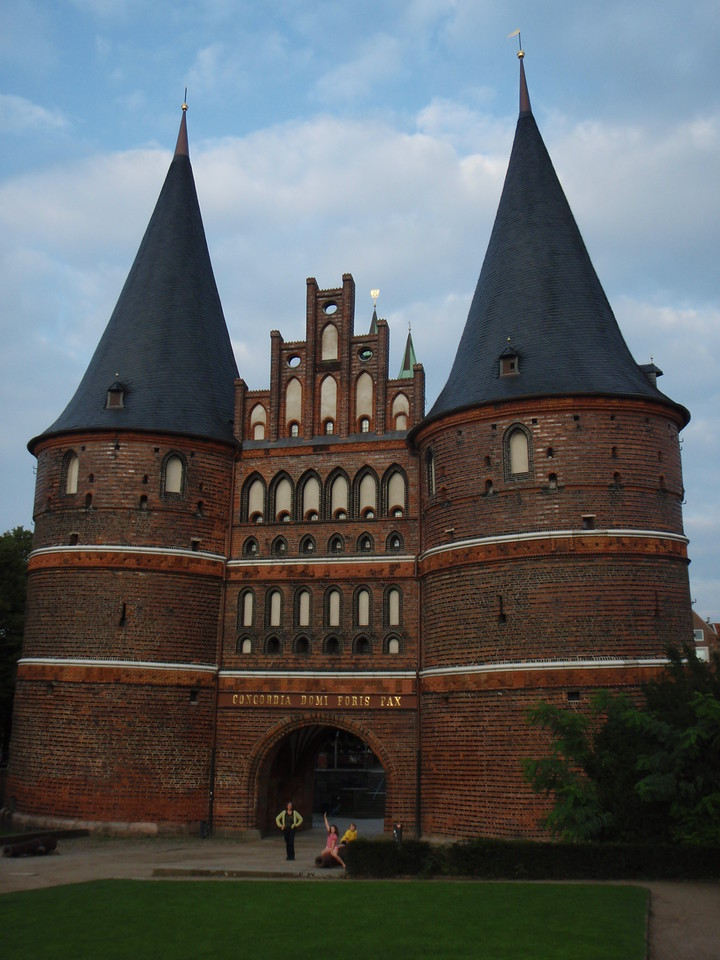 Lubeck's Holstentor