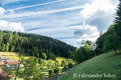 Gompelscheuer in the Black Forest