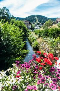 brook in Enzklösterle, Germany