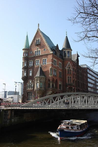 Speicherstadt (Old Warehouse Area)