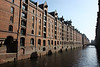 Speicherstadt (Old Warehouse Area)