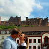 Heidelberg Germany, Romantic Couple