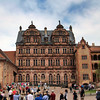 Heidelberg Germany, Heidelberg Castle Frontal View
