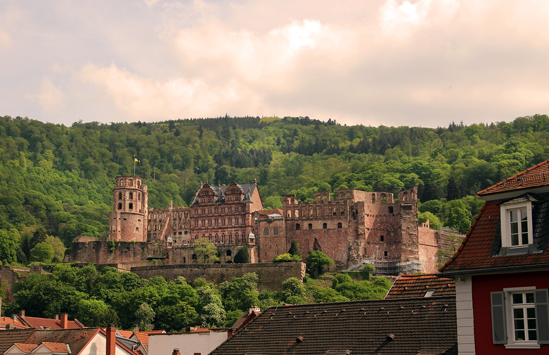 Heidelberg Germany, Castle