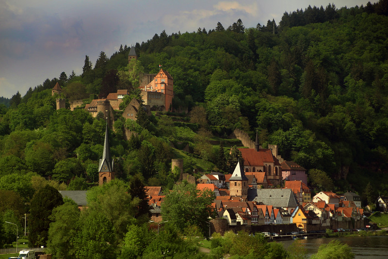 Heidelberg Germany, Quaint Village