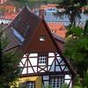 Heidelberg Germany, Half Timbered House