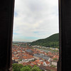 Heidelberg Germany, Window View on City