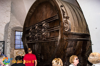 Oldest beer keg