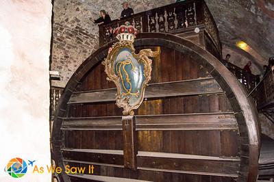 Oldest beer keg