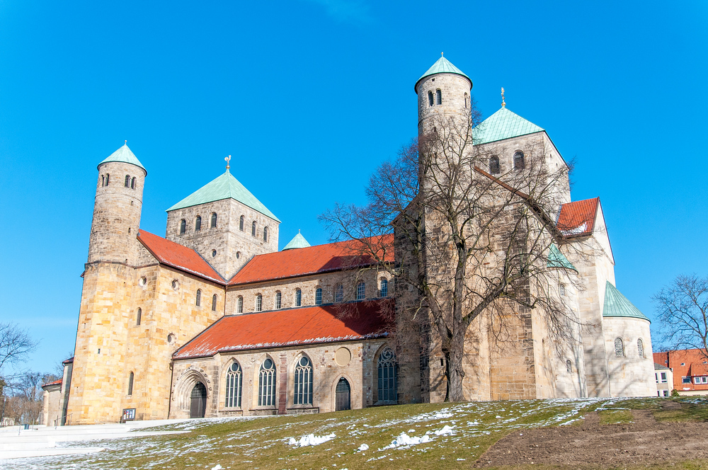 UNESCO World Heritage Site #225: St Mary's Cathedral and St Michael's Church at Hildesheim