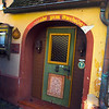Hochheim Germany, Wine Grotto Door