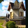 Hochheim Germany, Daubhäuschen, Wine Tasting Cottage