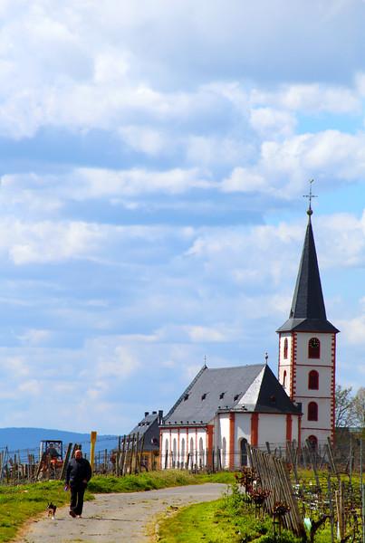 Hochheim Germany, Weingut Kuenstler