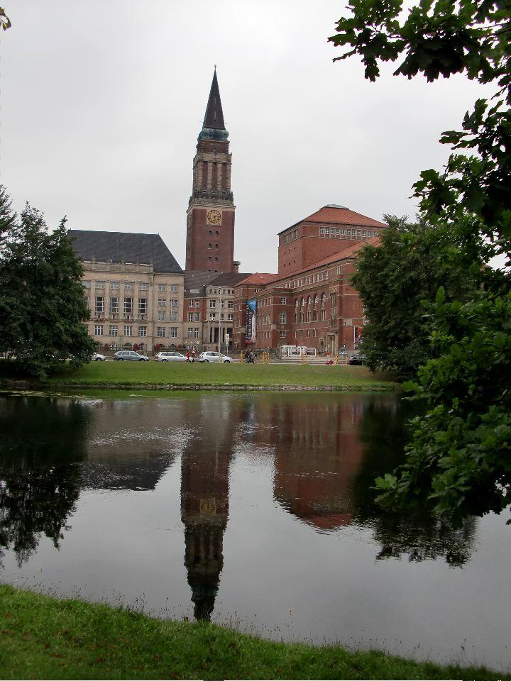 kiel city hall germany