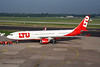 D-ALPA Airbus A330-223 c/n 403 Dusseldorf/EDDL/DUS 24-08-08