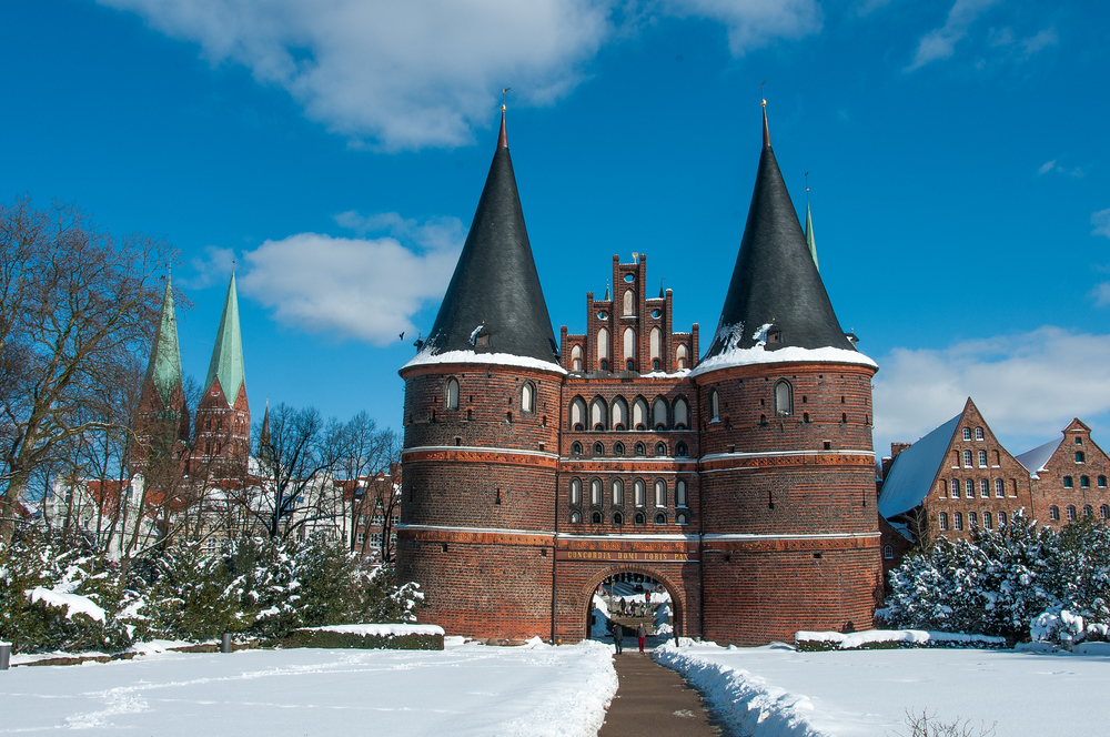 UNESCO World Heritage Site #206: Hanseatic City of Lübeck