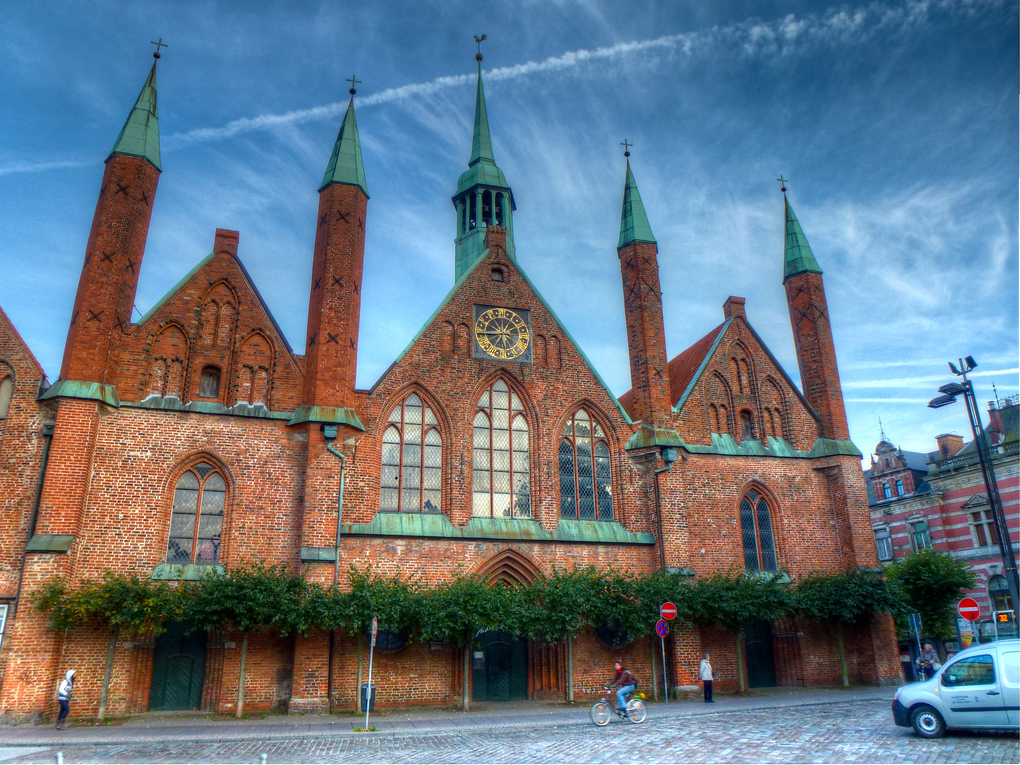 hospital of the holy spirit lubeck germany