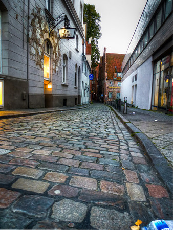 lubeck street germany