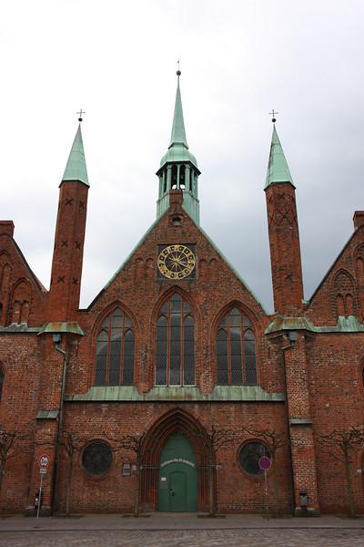 The Heiligen-Geist-Hospital