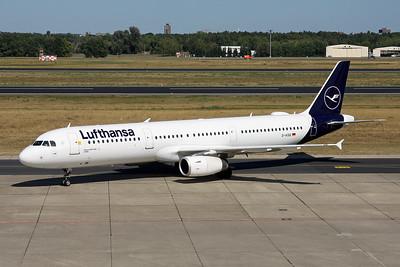 D-AISQ Airbus A321-231 c/n 3936 Berlin-Tegel/EDDT/TXL 22-08-18