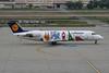 "D-ACJH Canadair CRJ-200LR Regionaljet c/n 7266 Budapest/LHBP/BUD 27-09-07 ""Little Europe"""