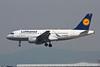 "D-AILU Airbus A319-114 c/n 0744 Frankfurt/EDDF/FRA 01-07-10 ""Lu"""