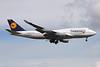 """D-ABVS Boeing  747-430 c/n 28286 Frankfurt/EDDF/FRA 26-06-14 """"Fanhansa"""""""