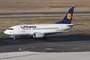 D-ABJE Boeing 737-530 c/n 25310 Dusseldorf/EDDL/DUS 30-01-09