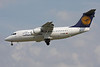D-AVRK Avro RJ-85 c/n E2278 Brussels/EBBR/BRU 31-05-09