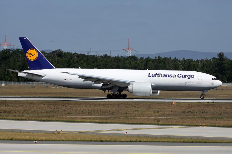 """D-ALFC Boeing 777-FBT """"Lufthansa Cargo"""" c/n 41676 Frankfurt/EDDF/FRA 04-06-15"""