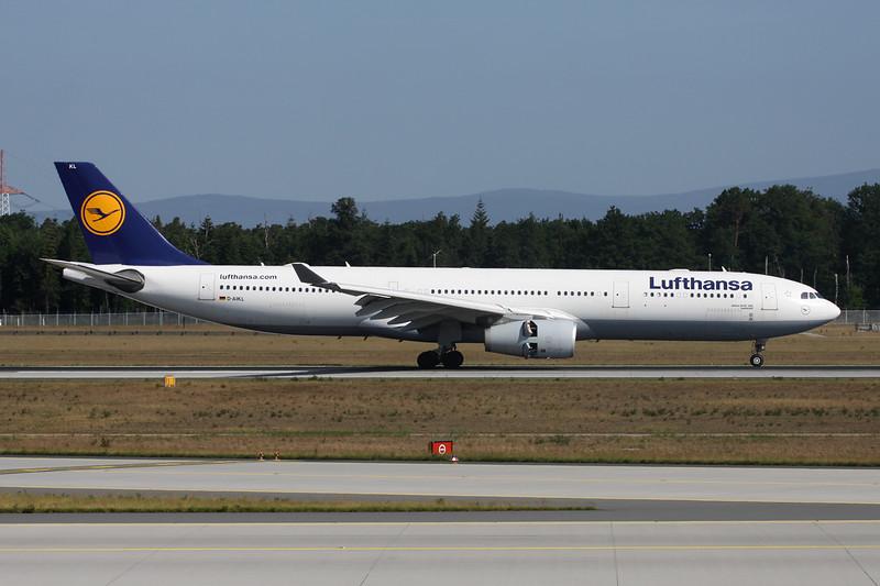 D-AIKL Airbus A330-343X c/n 905 Frankfurt/EDDF/FRA 04-06-15