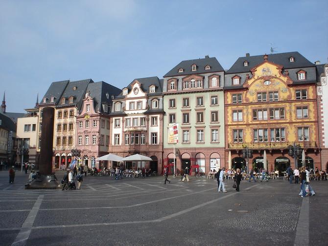 Marktplatz - Mainz