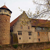 Michelstadt Germany, Tower of Thieves