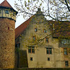 Michelstadt Germany, Tower of Thieves and Castle