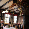 Michelstadt Germany,  Restaurant Zum Gruenen Baum, Dining Room