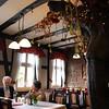 Michelstadt Germany,  Restaurant Zum Gruenen Baum, Dining Room